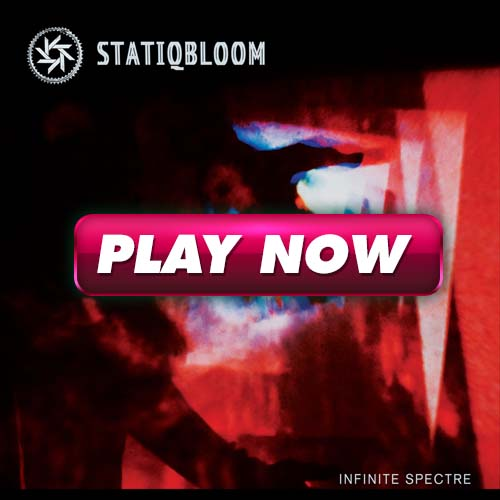 statiqbloom infinite spectre album cover