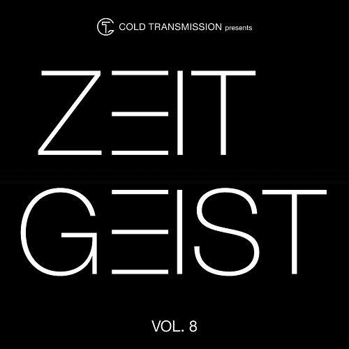 zeitgeist vol 8 cover artwork