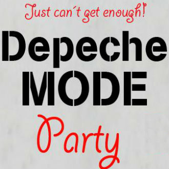 VOLT präsentiert: Just Can't Get Enough – Depeche Mode Party im EXIL