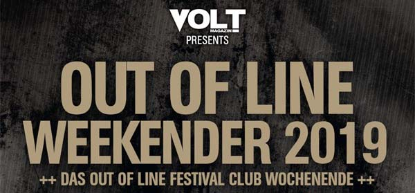 Out Of Line Weekender Berlin 2019