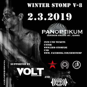 Winter Stomp 2019 – Festival mit DIVE, Jäger 90, The Juggernauts u. a.