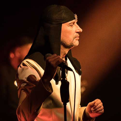 Laibach live in Leipzig 2019