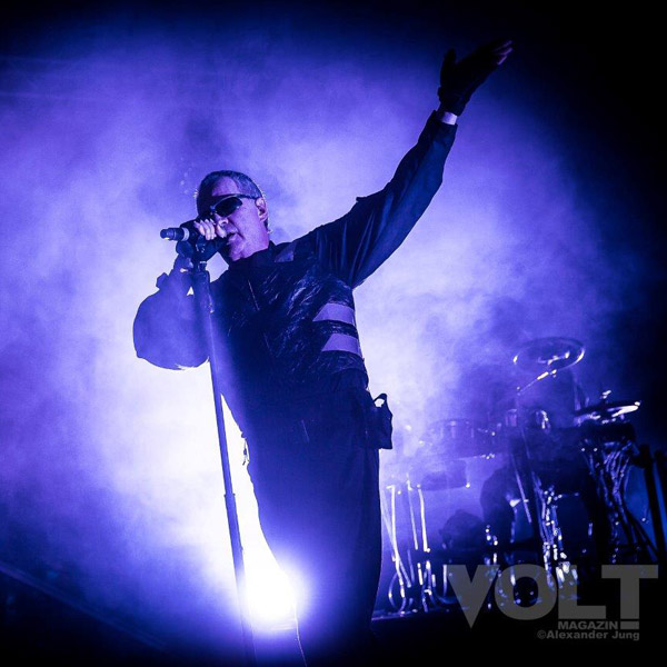 Front 242 live Planet Myer Day Leipzig 2020