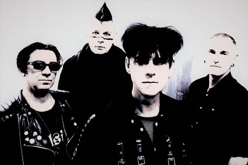 "Clan Of Xymox ""Brave New World"""
