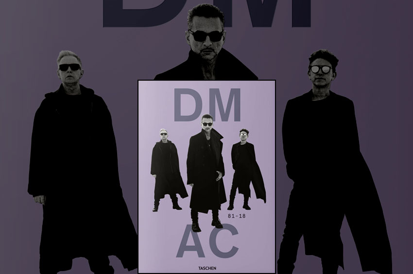 Depeche Mode by Anton Corbijn unlimitiert