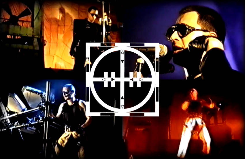 front 242 live 91