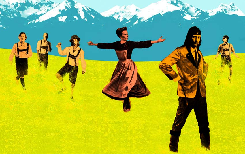 Laibach Sound Of Music Bandfoto