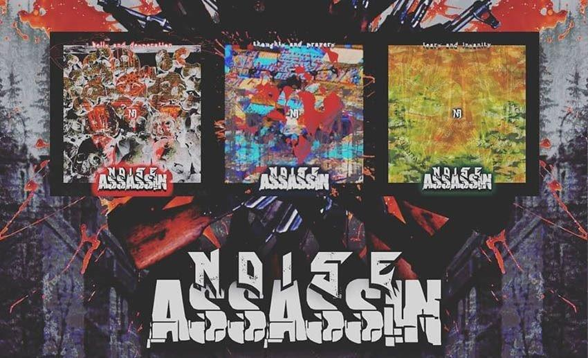 Noise Assassin A Trilogy About Slaughtering