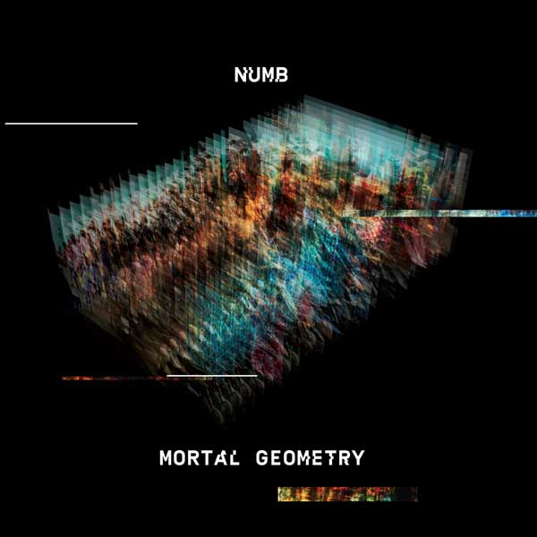 numb mortal geometry album cover artwork