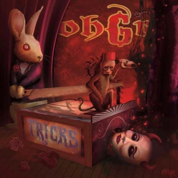 ohgr ogre tricks album cover artwork