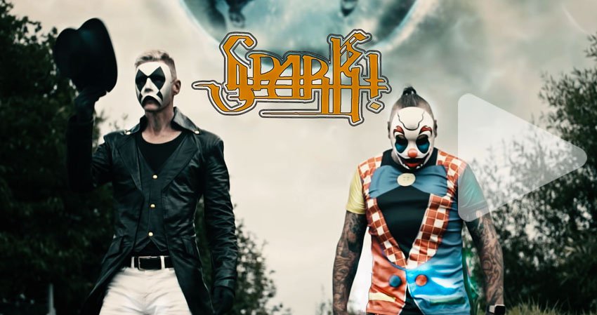 "Videoclip: SPARK! ""Cause And Effect"""
