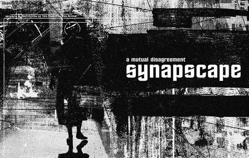 """A Mutual Disagreement"" von Synapscape"