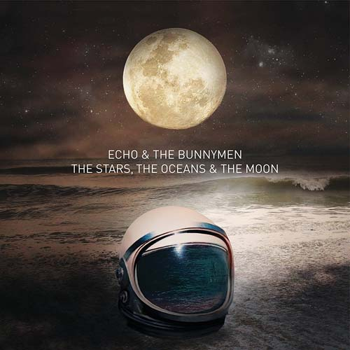 "Echo & The Bunnymen ""The Stars, The Oceans & The Moon"" CD Cover"