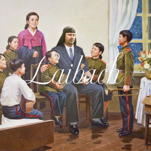 Laibach The Sound Of Music album cover art