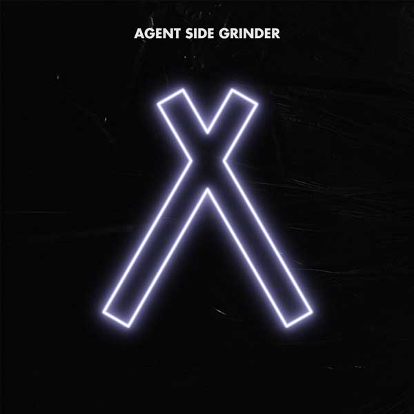 agent side grinder a x ax album cover artwork