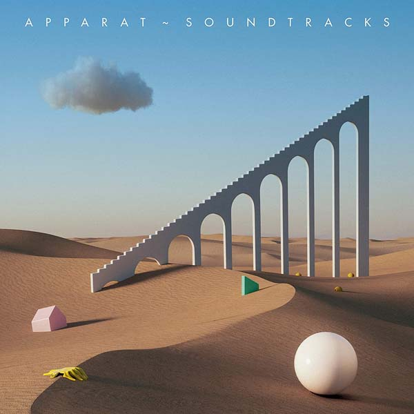 "2021-04-16: Apparat ""Soundtracks"" (Box)"