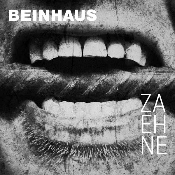 "Beinhaus ""Zaehne"" album cover rezension review"