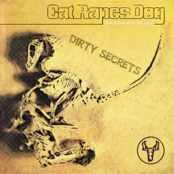 cat rapes dog dirty secrets album cover artwork