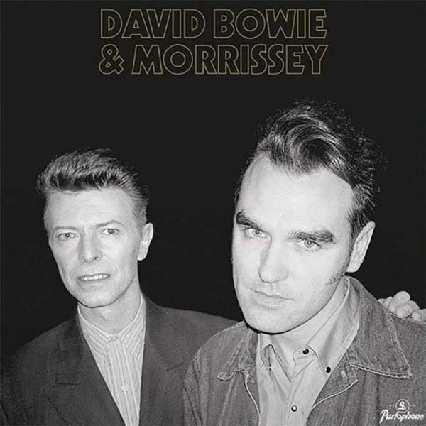 "2021-02-19: David Bowie & Morrissey ""Cosmic Dancer"""