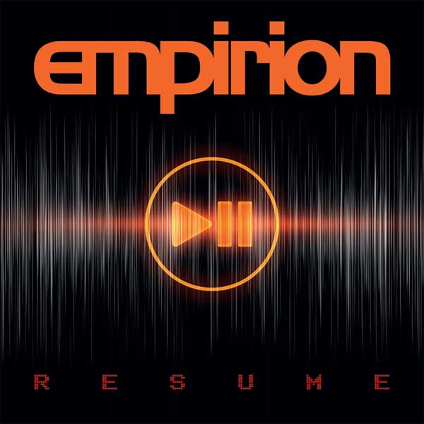 "Empirion ""Resume"" album cover artwork"