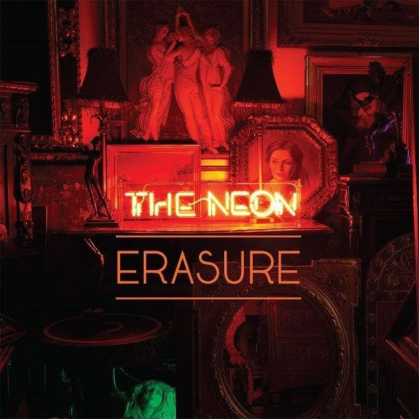 erasure the neon album cover