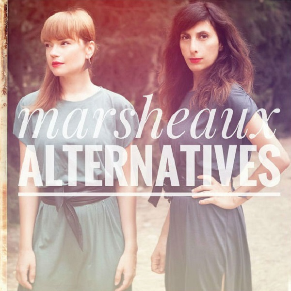marsheaux alternatives album cover