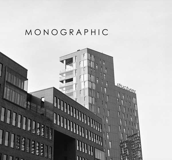 monographic structures album cover artwork