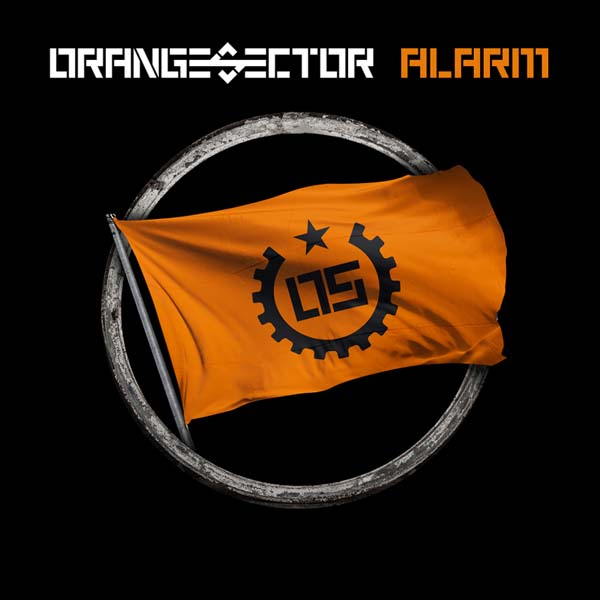 orange sector alarm album cover artwork