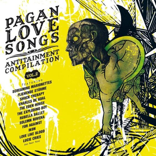 pagan love songs vol 2 cover artwork