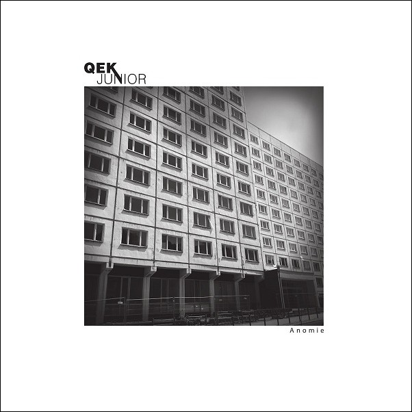 qek junior anomie album cover