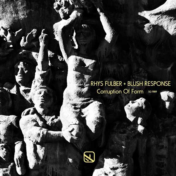 rhys fulber blush response corruption of form ep cover artwork