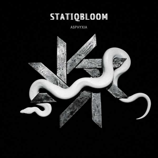 statiqbloom asphyxia album cover artwork