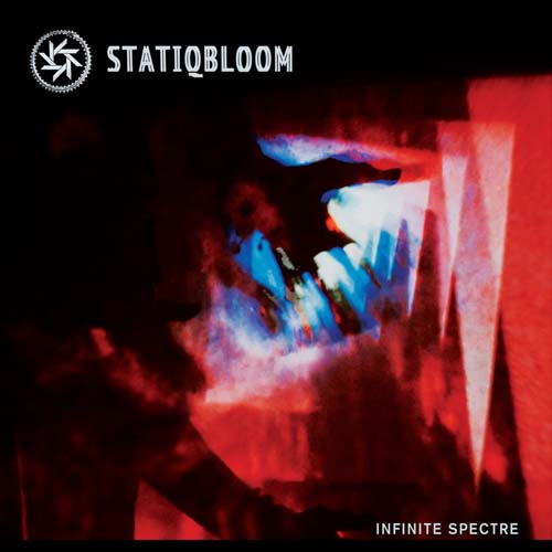 "Statiqbloom ""Infinite Spectre"" album cover"