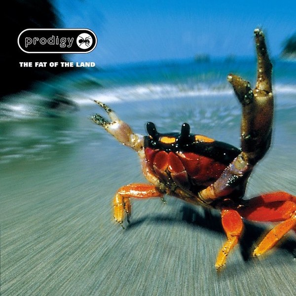 the prodigy the fat of the land album cover artwork
