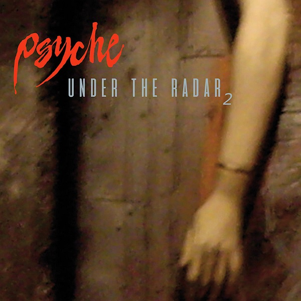 psyche under the radar 2 cd cover artwork