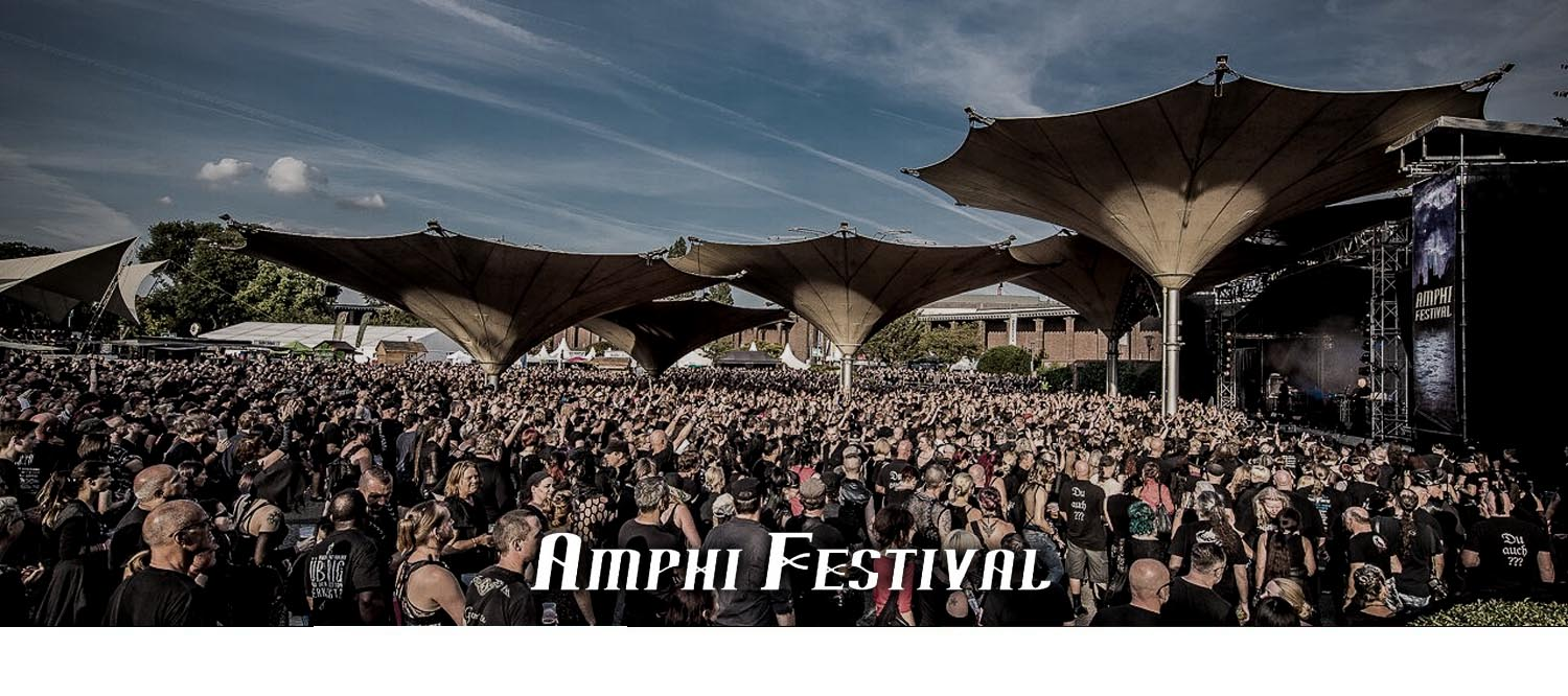 FESTIVAL-REVIEW: So war's beim Amphi Festival 2019!