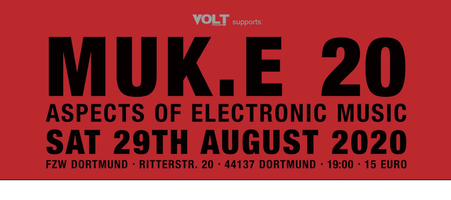 VOLT SUPPORTS: Alles zum MUK.E 2020 mit Absolute Body Control u. a.