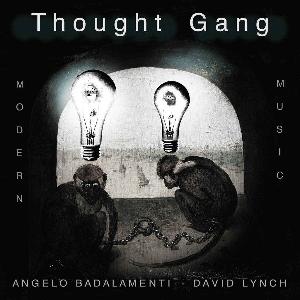 thought gang album cover
