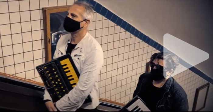 "Videoclip: Absolute Body Control ""Earth Takes A Break"""
