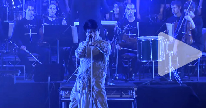 "Videoclip: Gary Numan ""Ghost Nation"" (Live at The Bridgewater Hall, Manchester)"