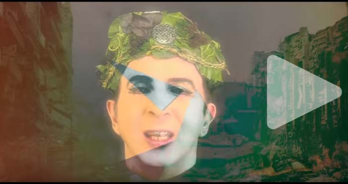 "Video Clip: Marc Almond ""Lord Of Misrule"""