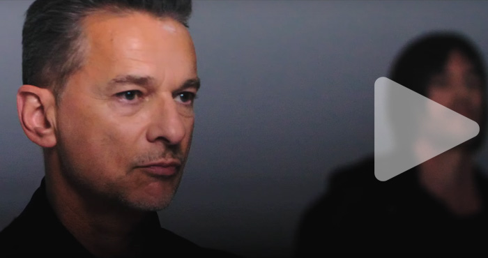 "Videoclip: Humanist feat. Dave Gahan ""Shock Collar"""