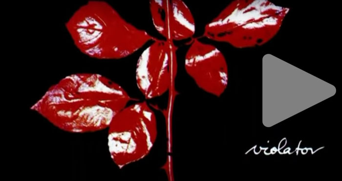 "Video: Depeche Mode ""Violator"" (Documentary)"