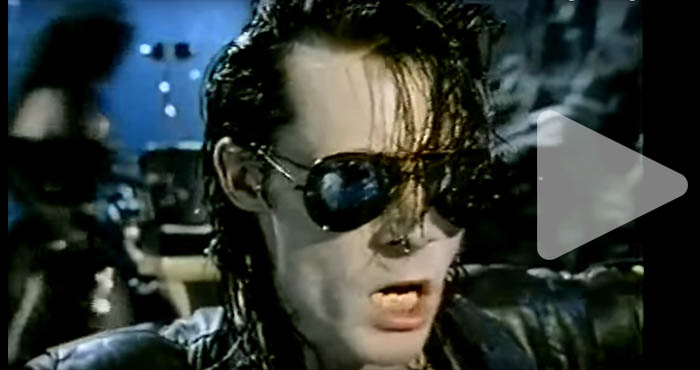 "Videoclip: The Sisters Of Mercy ""This Corrosion"""